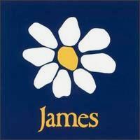 james are back, still fresh as a daisy!